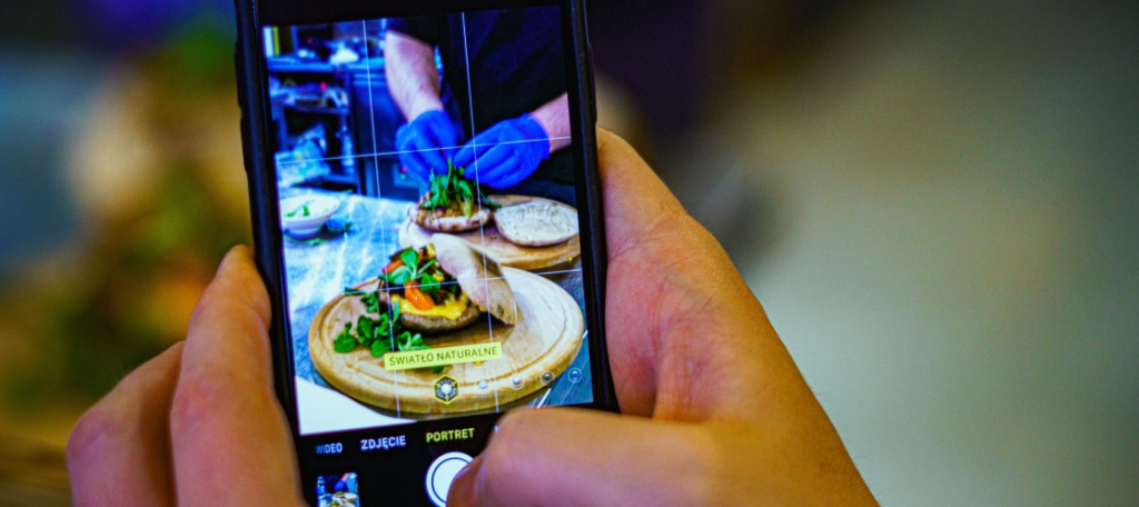 Social media restauracji