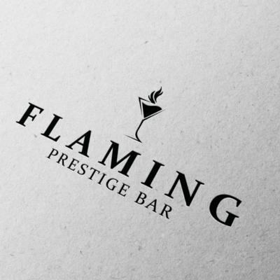 Logo Flaming