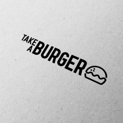 Logo Take a Burger