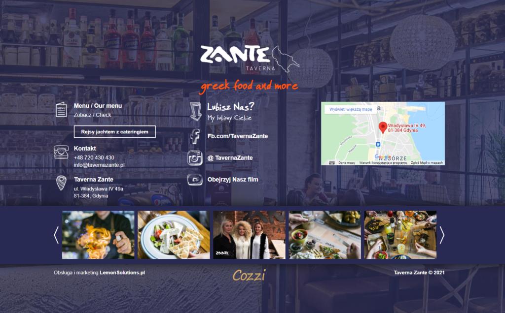 Taverna Zante www