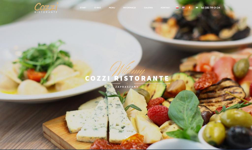 Cozzi Ristorante www